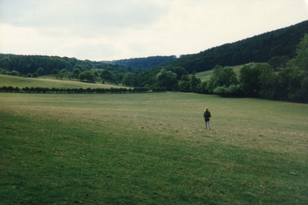 A field in the Malverns