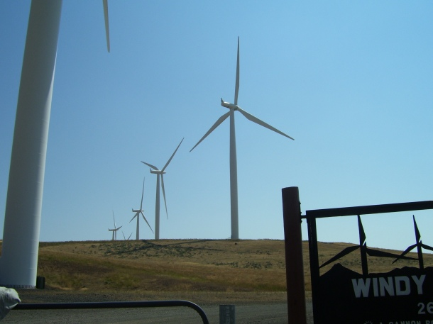 Windy Flats wind farm