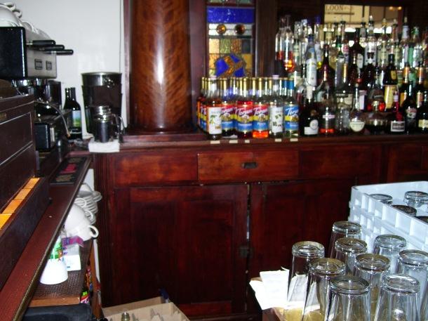 The Baldwin Saloon - wonderful