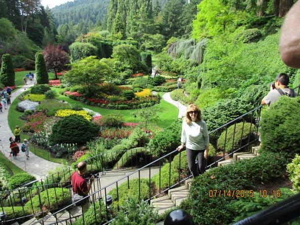 The Quarry Gardens