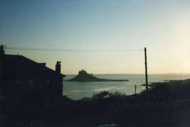 St Michael's Mount - sunset