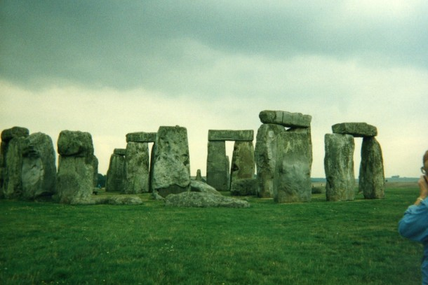 Stonehenge - mysterious and wonderful