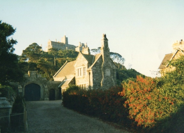 On St. Michael's Mount