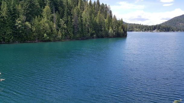 Bead Lake - so beautiful