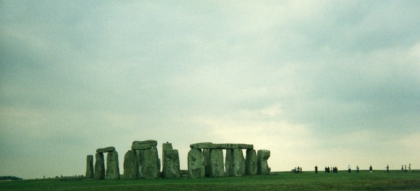 Stonehenge - mysterious, magical